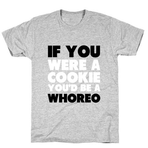 Whoreo Mens T-Shirt
