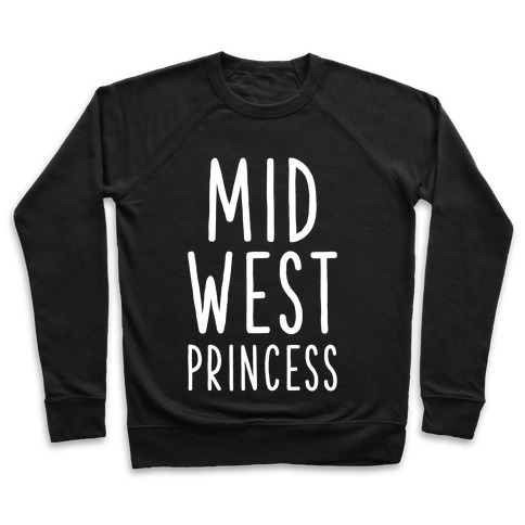 Midwest Princess Pullover