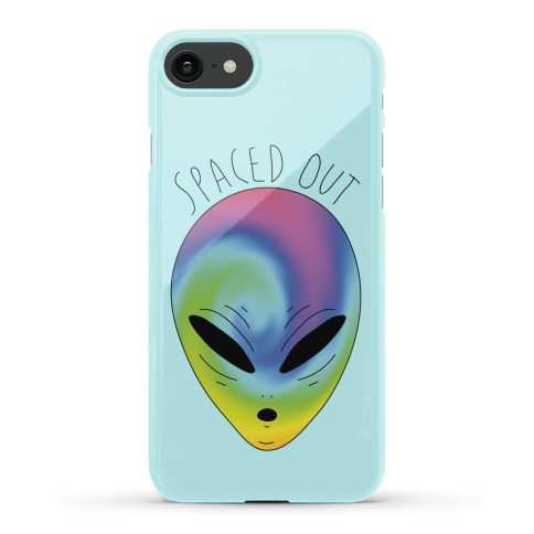 Spaced Out Phone Case