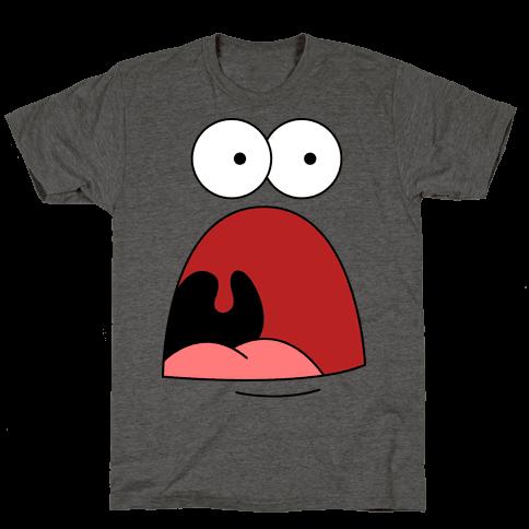 Patrick is Shocked