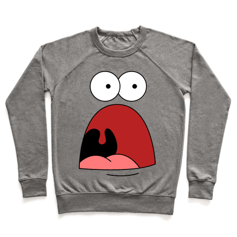 Patrick is Shocked Pullover