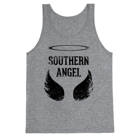 Southern Angel (Vintage) Tank Top