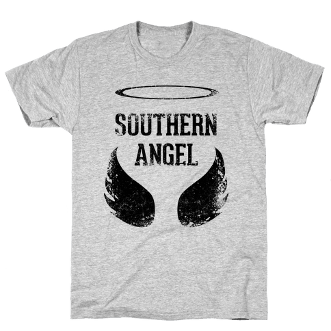 Southern Angel (Vintage) Mens T-Shirt