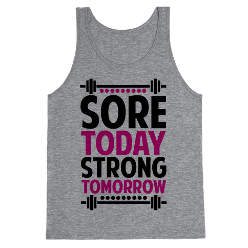Strong Tomorrow Tank Top