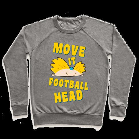 Move It Football Head! Pullover