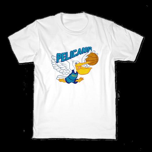 New Orleans Pelicans Kids T-Shirt