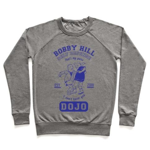 Bobby Hill Self Defense Dojo Pullover