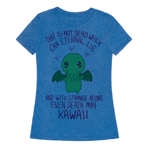 Kawaii cthulhu t shirt human for Cute shirts for 5 dollars