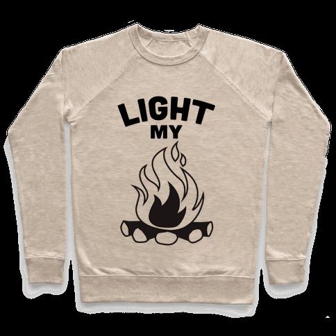 Light my Bonfire Pullover