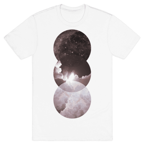 Space Shuttle Launch Mens T-Shirt