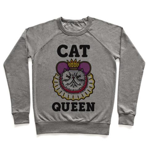 Cat Queen Pullover