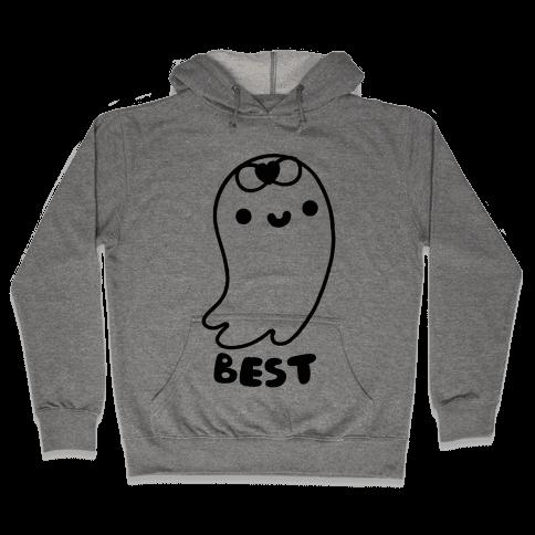 Best Boos Pairs Hooded Sweatshirt