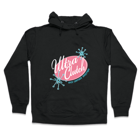 Miss Teenage Hairspray Hooded Sweatshirt