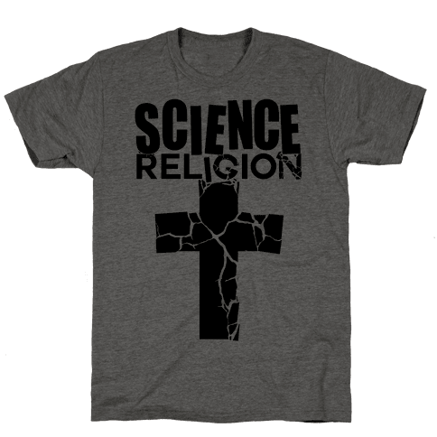 Science Crushes Religion
