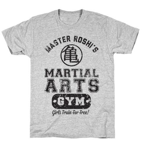 All Over Shirts Master Roshi Leggings