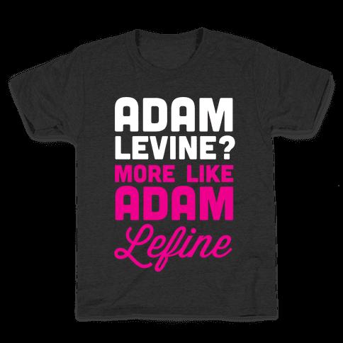 Adam Levine? Kids T-Shirt