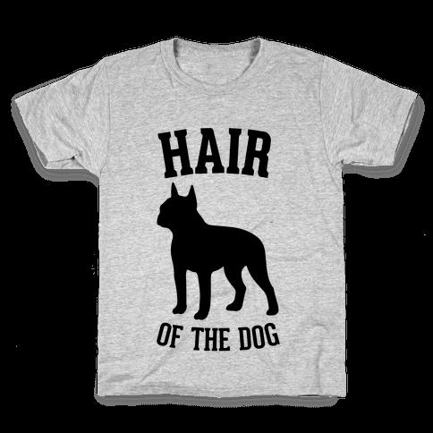 Hair Of The Dog Kids T-Shirt