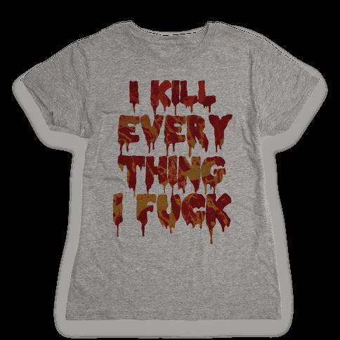 Zombie Sex Womens T-Shirt