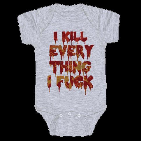 Zombie Sex Baby Onesy