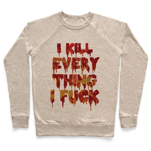 Zombie Sex Pullover