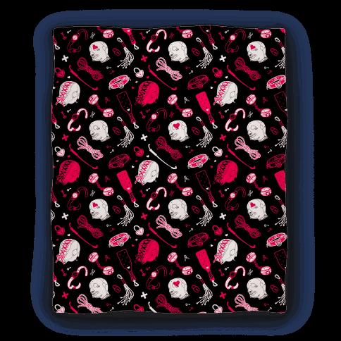Bondage Pattern Blanket