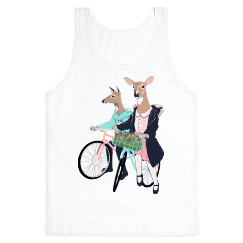 Neighborhood Bike Gang Tank Top