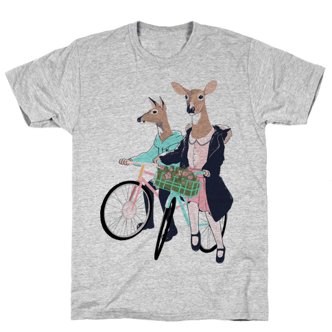 Neighborhood Bike Gang Mens T-Shirt