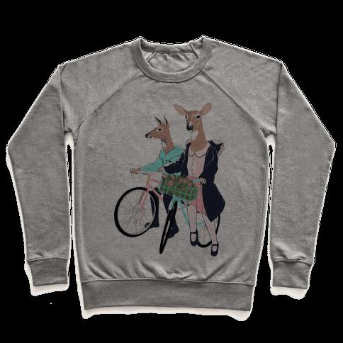 Neighborhood Bike Gang Pullover