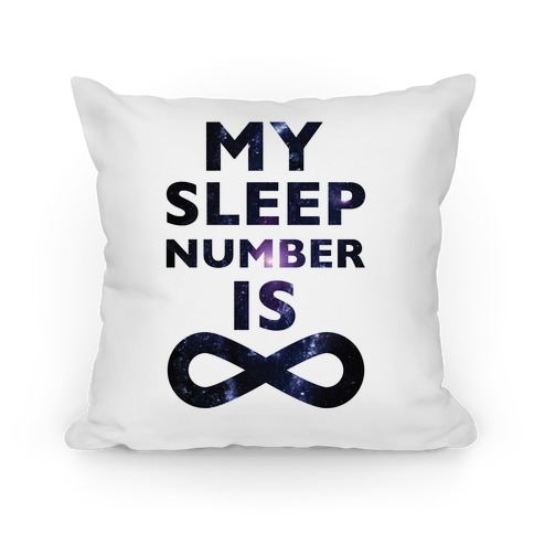 Sleep Number Pillow Pillow