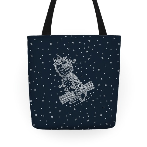 Soyuz-TMA Cross Section Tote