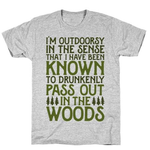 Outdoorsy T-Shirt
