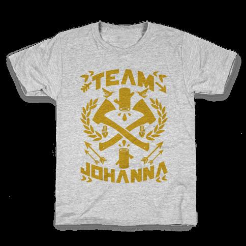 Team Johanna Kids T-Shirt