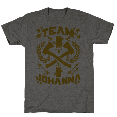 Team Johanna Mens T-Shirt