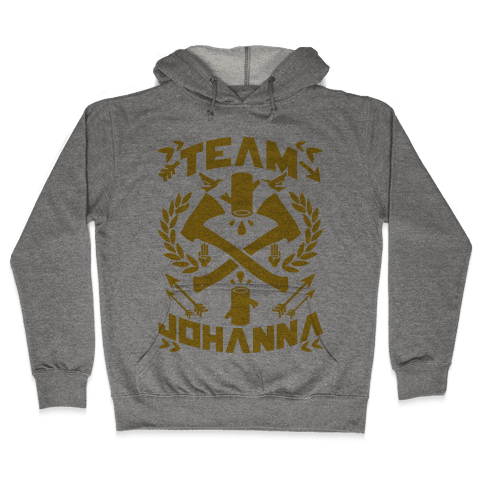 Team Johanna Hooded Sweatshirt