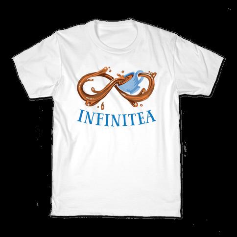 Infinite Tea Kids T-Shirt