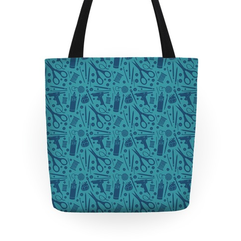 Crafty Pattern Tote