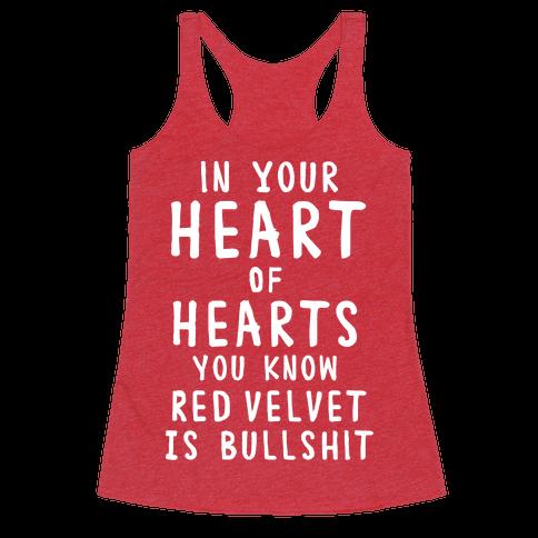 Red Velvet is Bullshit