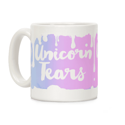 Unicorn Tears Coffee Mug