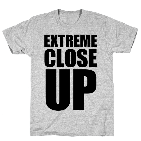 Extreme Close Up Mens T-Shirt