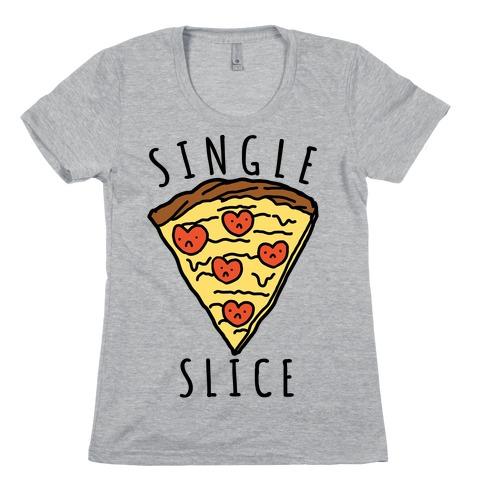 Single Slice Womens T-Shirt
