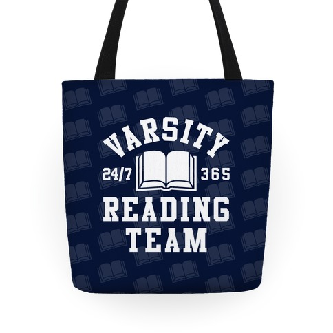 Varsity Reading Team Tote Tote