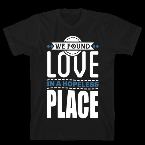 Found Love Mens T-Shirt