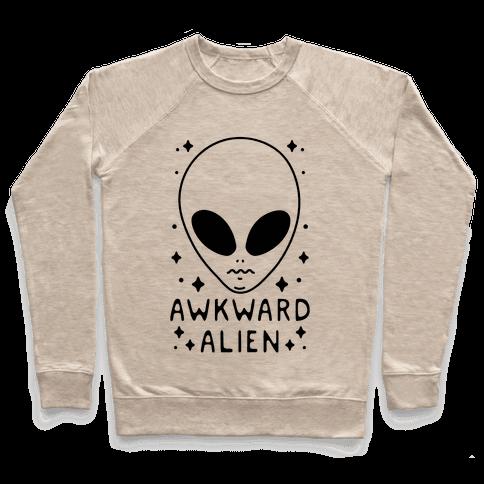 Awkward Alien Pullover