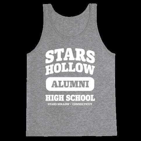 Stars Hollow High School Alumni Tank Top