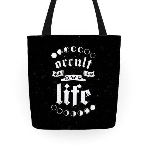 Occult Life Tote