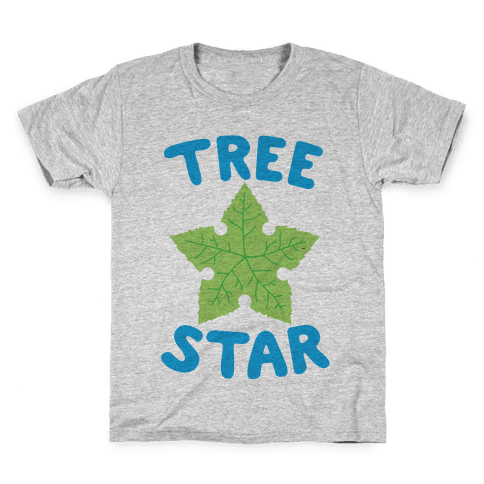 Tree Star Kids T-Shirt