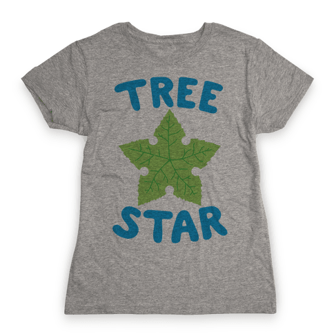 Tree Star Womens T-Shirt