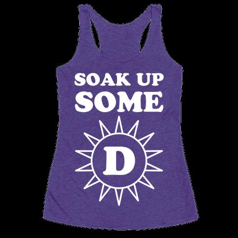Soak Up Some D