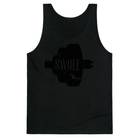 Swole Mates (Swole Half) Tank Top
