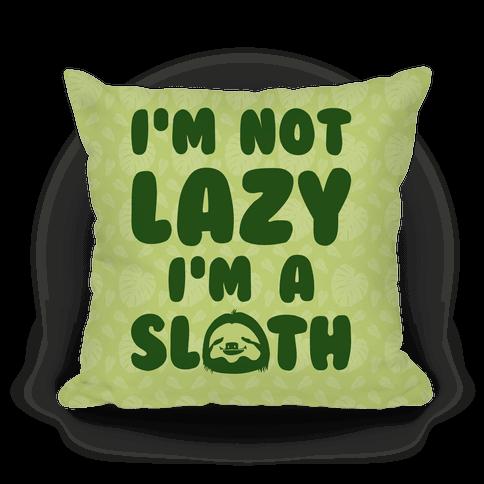 I'm A Sloth